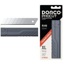 도루코 커터날 XL 10입 25mm