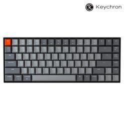 키크론 K2 V2 RGB 라이트그레이 기계식키보드