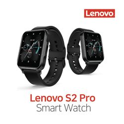 [국내정품] 레노버 블루투스 스마트워치 시계 S2 PRO