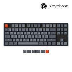 키크론 K8 RGB 무선 블루투스 기계식키보드 핫스왑 옵티컬
