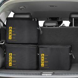 (PMC)시크릿 블럭 트렁크정리함(st010)자동차정리함 수납함