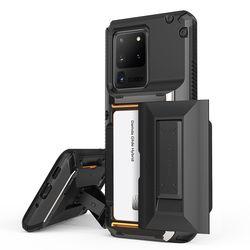 갤럭시 S20 울트라 케이스 거치대 반자동 카드수납 하이브리드