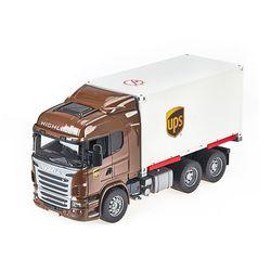 스카니아 UPS물류 트럭