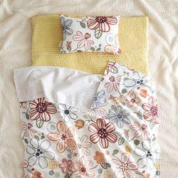 자장자장 낮잠이불 여름용 블랭킷 단품 꽃과나