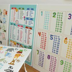 아이들 공부상 학습 접이식테이블 대 800x600 4종