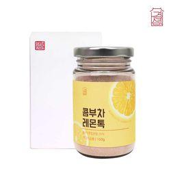 콤부차 레몬톡 160g 1통