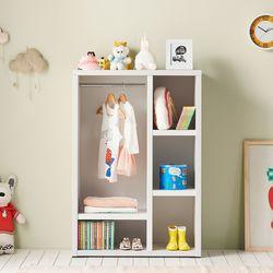 작은 아이방 옷장 840 (3color)