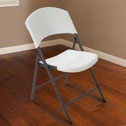 라이프타임 접이식 의자 C2810 야외 실내 의자