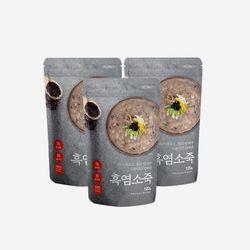 [특가] 강아지 국내산 보양식 수제간식 흑염소죽 120g 3개