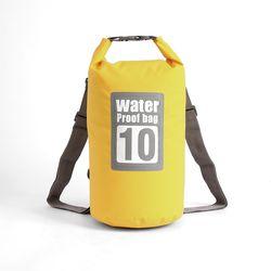 물놀이 세이프 워터 방수백(10L) (옐로우)