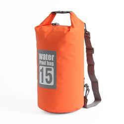 물놀이 세이프 워터 방수백(15L) (오렌지)