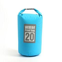 물놀이 세이프 워터 방수백(20L) (스카이)