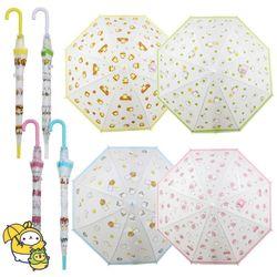 몰랑 반투명 우산 50cm(랜덤) 유아 아동 어린이 캐릭터 장우산