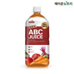 퓨어 대용량 ABC주스 NFC 착즙 1000ml 1병
