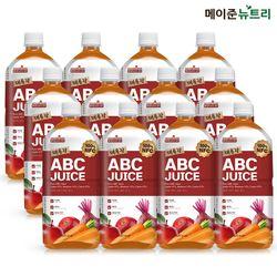 퓨어 대용량 ABC주스 NFC 착즙 1000ml 12병