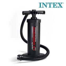 인텍스 핸드펌프 68605 에어펌프 에어매트 INTEX