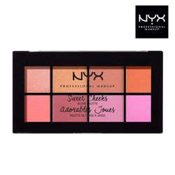 NYX Professional Makeup Sweet Blush Palette