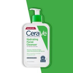 CeraVe 세라비 Hydrating Facial Cleanser 473ml