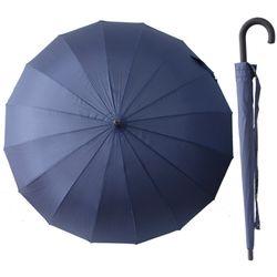 A1633 네이비 심플 장우산