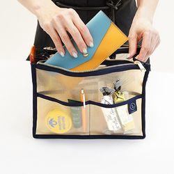 Mesh DUAL Bag in bag