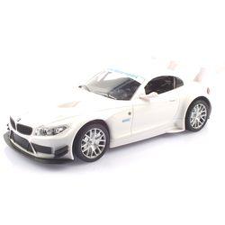 1:18 정식 라이선스 BMW Z4 화이트 무선 RC (MXT110259WH)