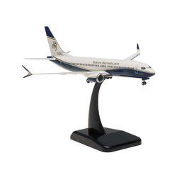 1:200 B737 보잉 비즈니스 제트 모형 비행기 (HG910437)
