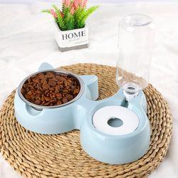 급식급수기 GW02 반자동 급수기 강아지 고양이