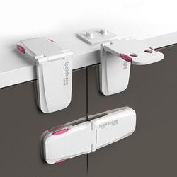 구디푸디 서랍 잠금장치 문열림 방지 안전장치