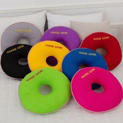 원형 에어메쉬 8색 도너츠 쿨 방석 + 전용세탁망