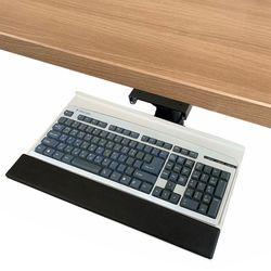 키보드트레이 높이조절 미니멀형 받침대 KEYKBT-900-3