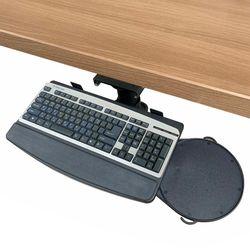 키보드트레이 높이조절 마우스형 받침대 KEYKBT-800-4