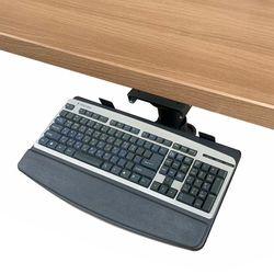 키보드트레이 높이조절 미니멀형 받침대 KEYKBT-800-3