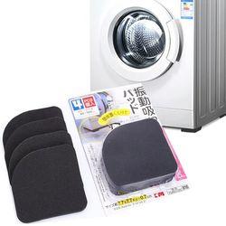 구디푸디 세탁기 받침대 높이조절 건조기 진동흡수 패드