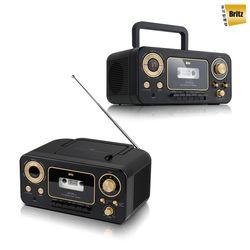 브리츠 BZ-C3900RT 포터블 CD 라디오 카세트