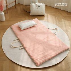 [kizzly] 키즐리 어린이집 낮잠 패드+베개