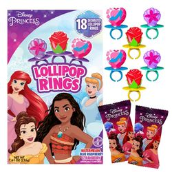 Disney Princess 디즈니 프린세스 반지사탕 18개
