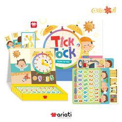 Tick Tock 틱톡 시계놀이 (텔링 더 타임)