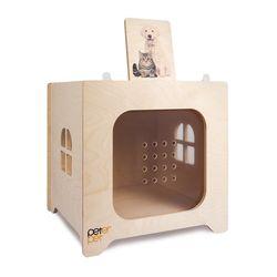 피터펫 강아지집 고양이집 원목 하우스