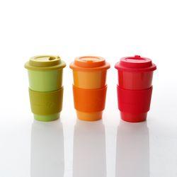 엘내츄럴 컬러 에코컵 400ml (3color)