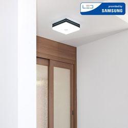 LED 아트마 직부등/센서등 15W