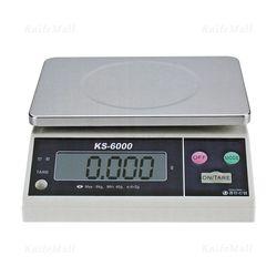 경인 양면 전자저울 6kg (KS-60002g)  업소용 저울