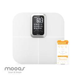 무아스 스마트 프리미엄 체성분 체중계