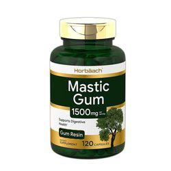 Horbaach mastic gum 호바크 매스틱검 1200mg 120캡슐