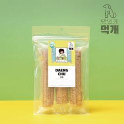 강아지 츄러스빵 수제간식 댕츄 소고기 연어 맛선택 3p