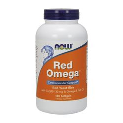 Now Foods 레드 오메가 Red Omega 180정