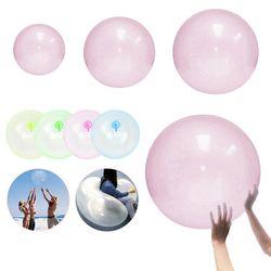 대형 젤리 버블 볼 빅볼 투명 풍선공 물 놀이 장난감