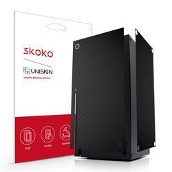 스코코 XBOX Series X 유니스킨 전신 외부보호필름 4종