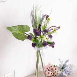 셀렘베로니카화병set 77cmR 조화 꽃 인테리어 FMFUFT
