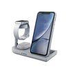 3in1 무선충전기 F5 애플워치 갤럭시워치4 충전가능
