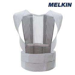 멜킨 바른핏 더 프로 체형 어깨 허리 바른자세 리얼핏 밴드